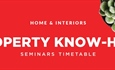 Property Know-How Seminar timetable